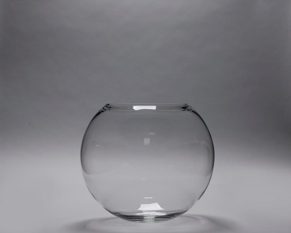 Wholesale Glass Vases Bubble Fish Bowl Wholesale Glass Vases