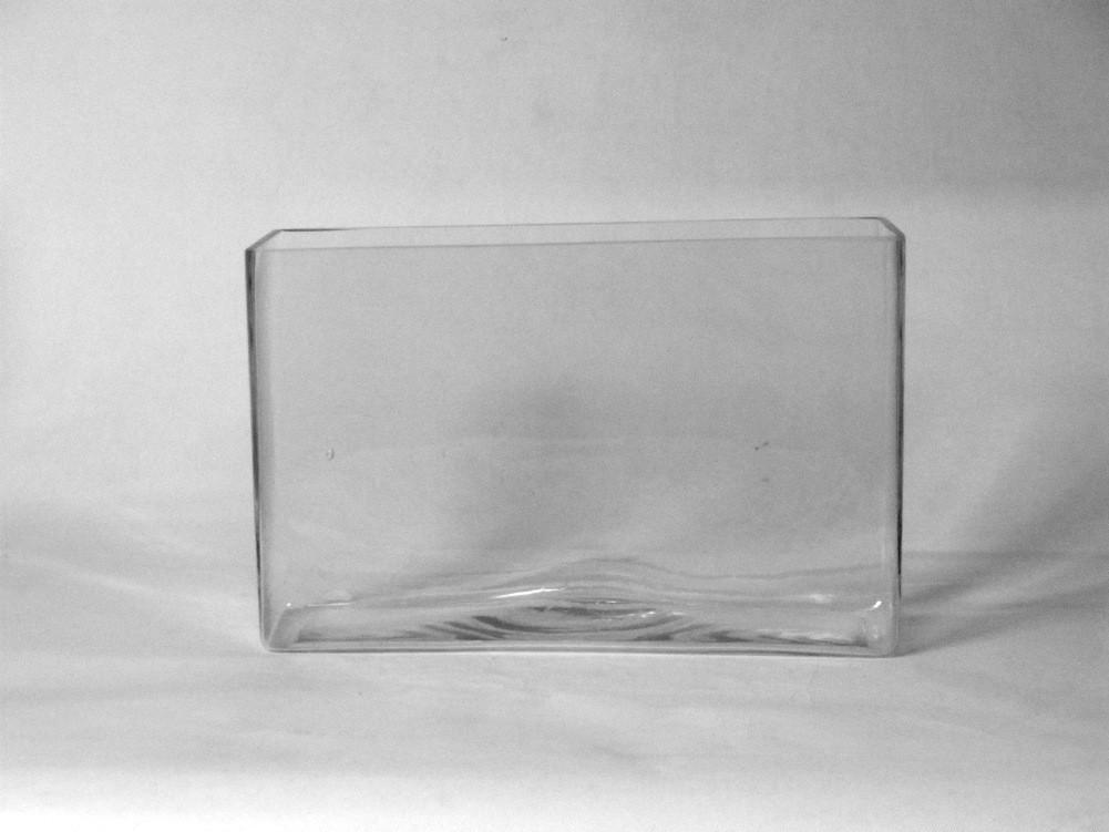 Wholesale Glass Vases Rectangular Vases Wholesale Glass Vases By
